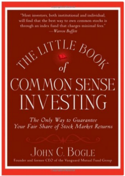 The Little Book of Common Sense Investing by John C. Bogle trading book