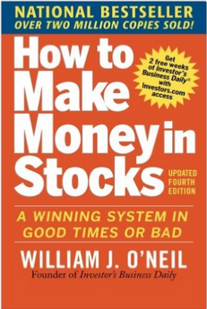 How to Make Money in Stocks by William O'Neil book cover