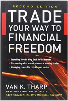 Trade Your Way to Financial Freedom by Van K. Tharp book cover