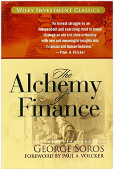 The Alchemy of Finance by George Soros book cover