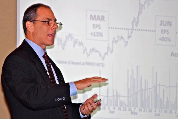 Mark Minervini Speaking at 2013 Workshop