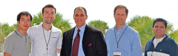 Minervini Workshop Group Picture with Michael P., Myself, Mark Minervini, Eduardo S., Ajay A.